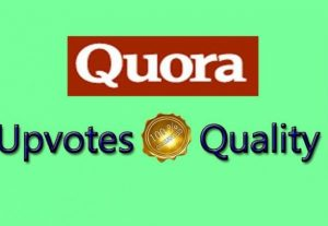 Get you 100 Worldwide Quora UpVotes