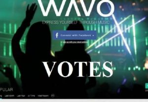 Manage for you 40 wavo votes for your WAVO.ME Contest