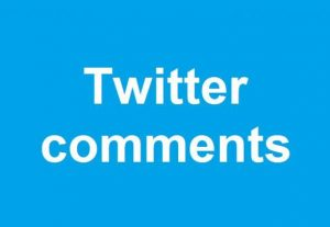 get 70 Real USA user twitter comments to your tweet