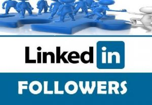BEST QUALITY 50+ USA BASIC LINKEDIN FOLLOWERS OR LIKES OR JOIN
