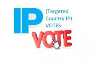 Give You 100 Different USA ip contest votes