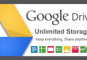 Give you Google Drive Account with Unlimited Storage