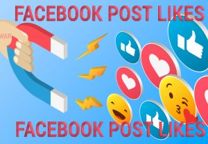 I will drive 10000+ Facebook Post Likes 100% Non Drop, Lifetime guarantee