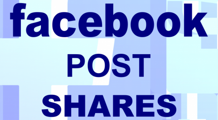 Do 200+ Facebook Shares for Post, Photo, Website, Blog or Video