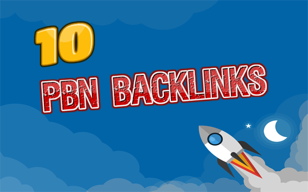 10 High PBN Backlinks – Homepage Quality Links