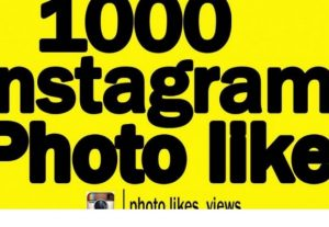 give you Fast 1000 Instagram likes