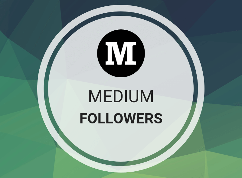 Get Offer 100 Medium Followers for medium profile for $5