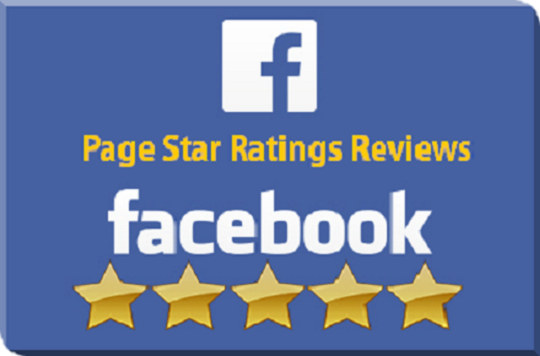 Add 50 Facebook five star rating and review on your business fan page