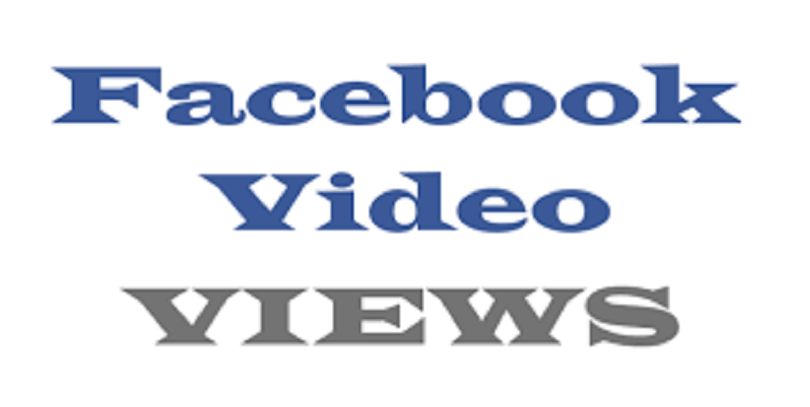 Promoting 12500 Facebook video Views life time granted