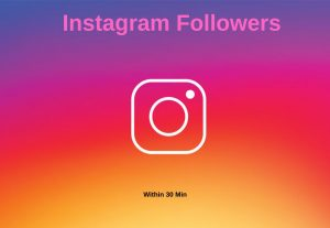 Start Promote Instagram 1000 Followers Now
