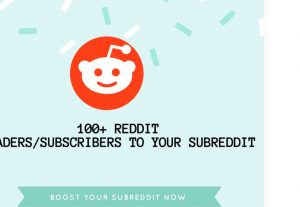 Instant 100+ Reddit SubReddit Subscribers or Readers
