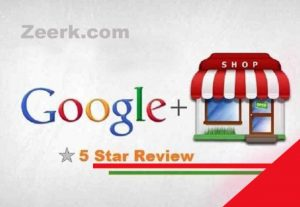I will write 5 permanent google review for you.