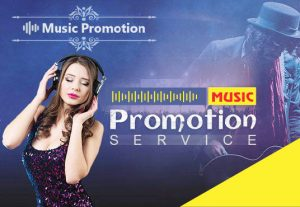 I will promote your music on social media.