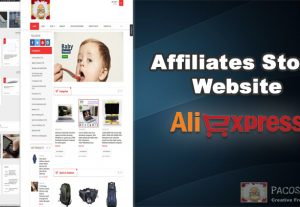 Professional Aliexpress affiliate store