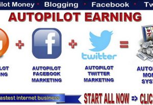 I will teach you autopilot blogging fast money system