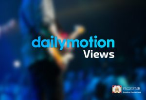 5,000 DAILYMOTION video views
