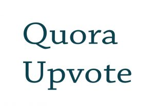 150+ Quora Upvote to Your Answer