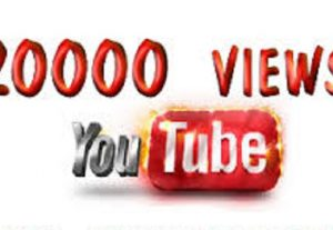 2000 YouTube Video Views Give You Very Fast