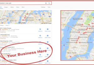 create 300 google map point listing with local SEO