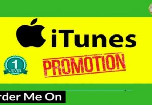 i will do 200M viral iTunes promotion