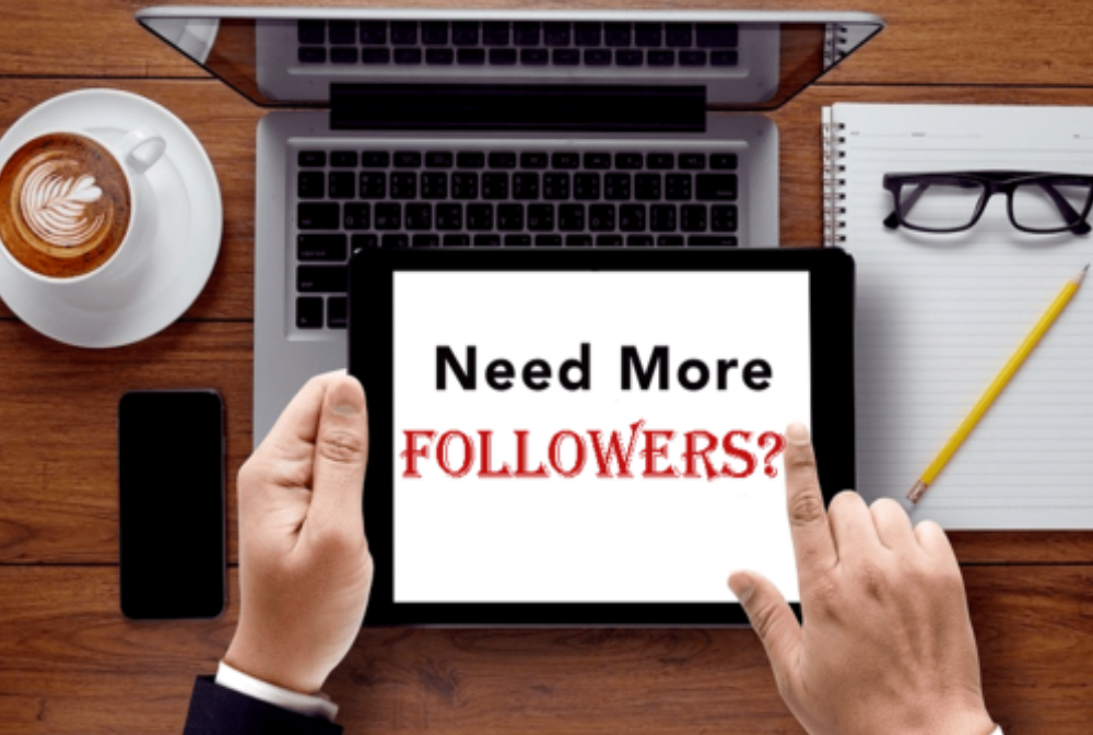 Grow Your Social Media Accounts With Real Followers