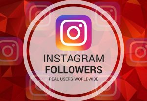 I will provide 1000 Non Drop Instagram Followers Real and Active