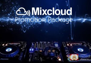 MIXCLOUD PROMOTION PACKAGE – Best Ever