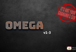 NEW STRATEGY SEO omega v1-3 website ranking