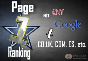 Get you Page 1 ranking in 20-30 days! + FREE 300 daily visitors for 30 days