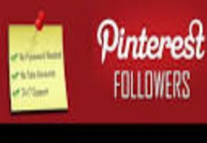 Get instant 2000+ pinterest followers