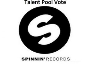 give you 100 Votes On Your Track In Top Spinnin Records