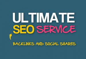 ALL IN ONE Ultimate CHEAP SEO Service