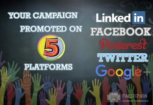 share your crowdfunding campaign on Twitter/Facebook 320x + 3 other