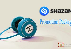 SHAZAM promotion package