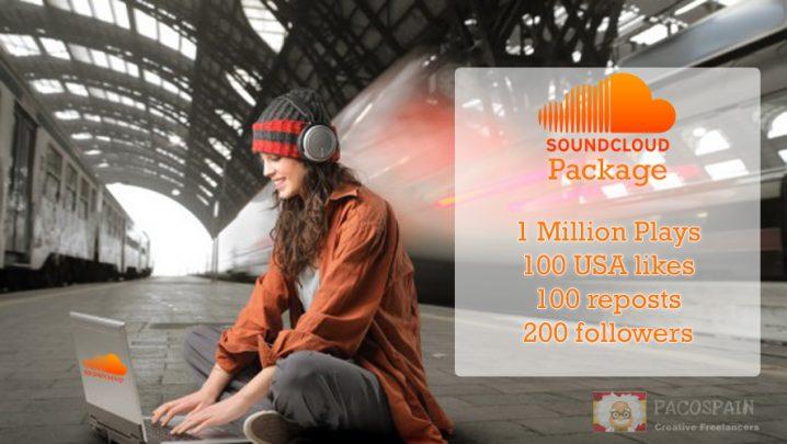 1 MILLION USA Plays with free 200 USA Followers, 100 likes