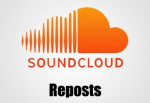 1000 SoundCloud Repost High Quality