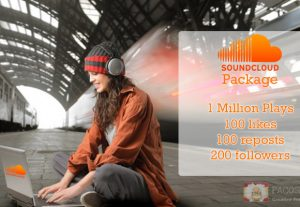 SoundCloud Promotion Package – Best There Is!