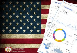 500 American Targeted Visitors for 30 Days with low bounce rate
