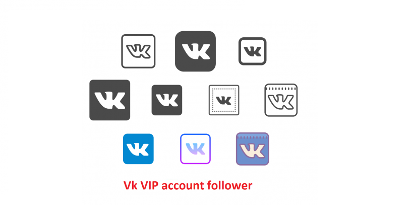Give you 100 VK VIP account post like just