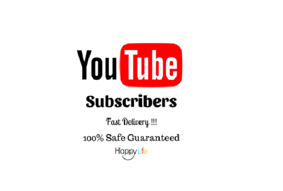 I will give you 200 youtube genuine human high quality subscribers