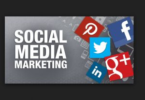 your social media manager set up all social media profiles