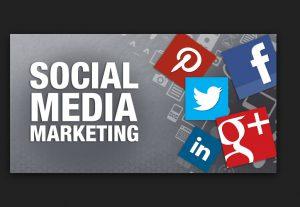 your social media manager set up all social media profiles