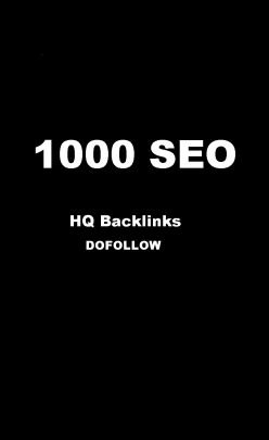 submit 1000 High PR Wiki Backlinks and rank higher on Google