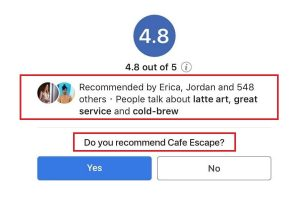 Give you 40 Positive USA Facebook Users To Recommends Your Review Fan Page