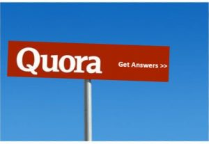 Do Quora Answer For Your Business, Website Traffic