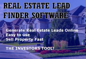 Real Estate Lead Finder Software – Finds Real Leads