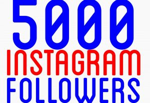 Instant 2000+ Instagram followers or 2000+Instagram likes or 50k views