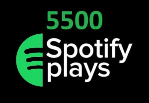 5,500+ HQ Spotify Streams To Your Spotify Track