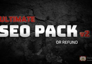 PACOSPAIN Ultimate SEO PACKAGE Version 2