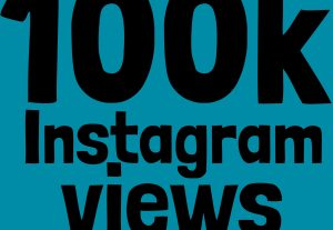 Exclusive offer 100k Instagram video views